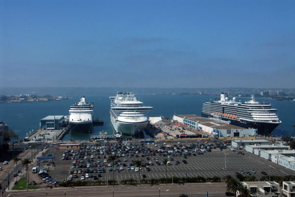 port of san diego california
