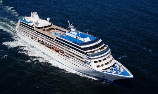 Still space aboard Titanic Memorial Cruise on Azamara Journey