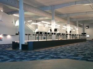 New Terminal 6 at Port Canaveral.
