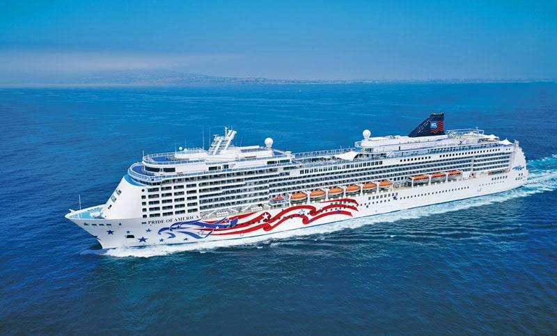 norwegian cruise pride of america