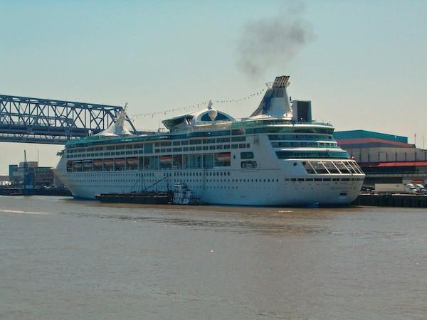Episode: Royal Caribbean Ship Fire 2013