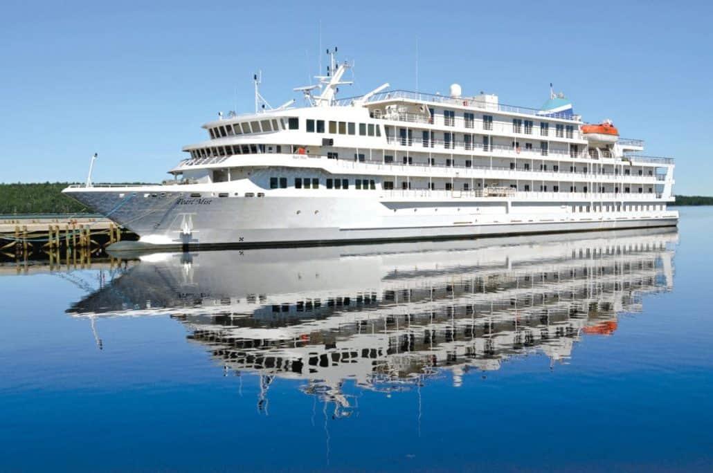 Pearl Cruises' Pearl Mist