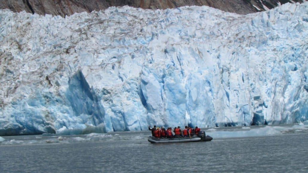 Un-Cruise Adventures Alaska cruise.