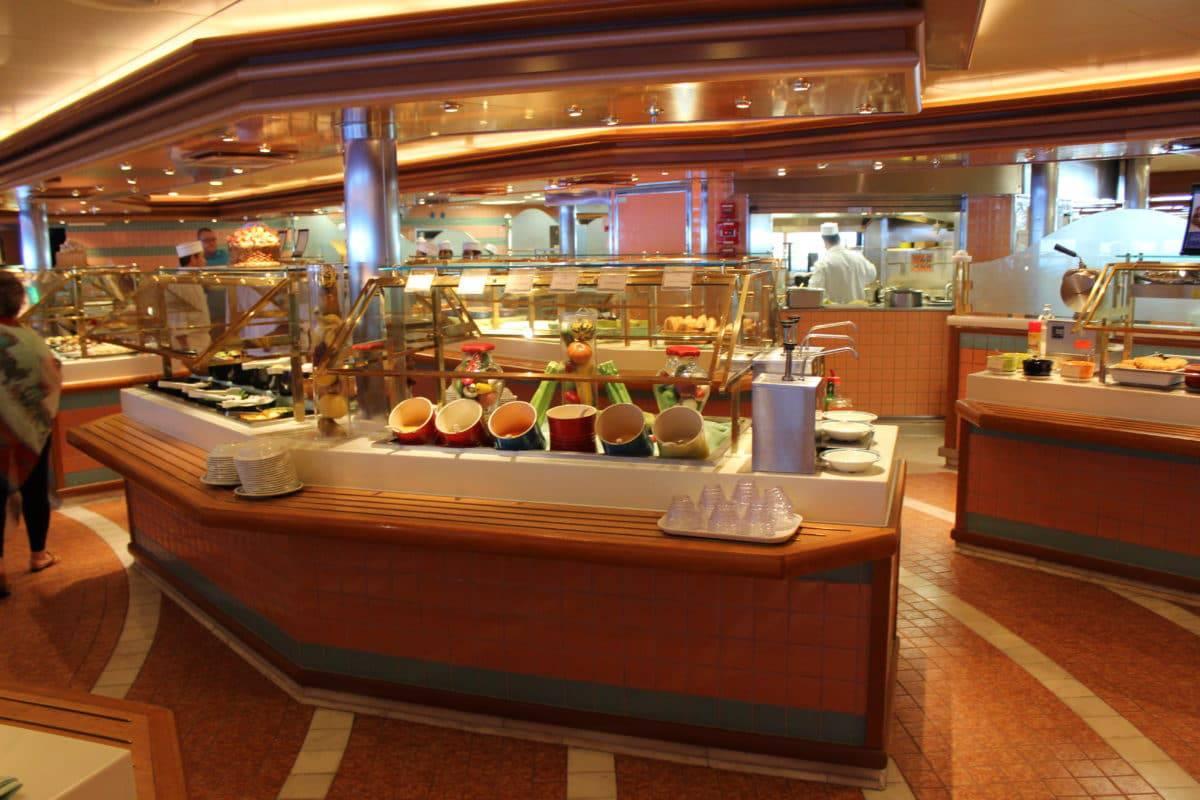 Image result for horizon court buffet royal princess