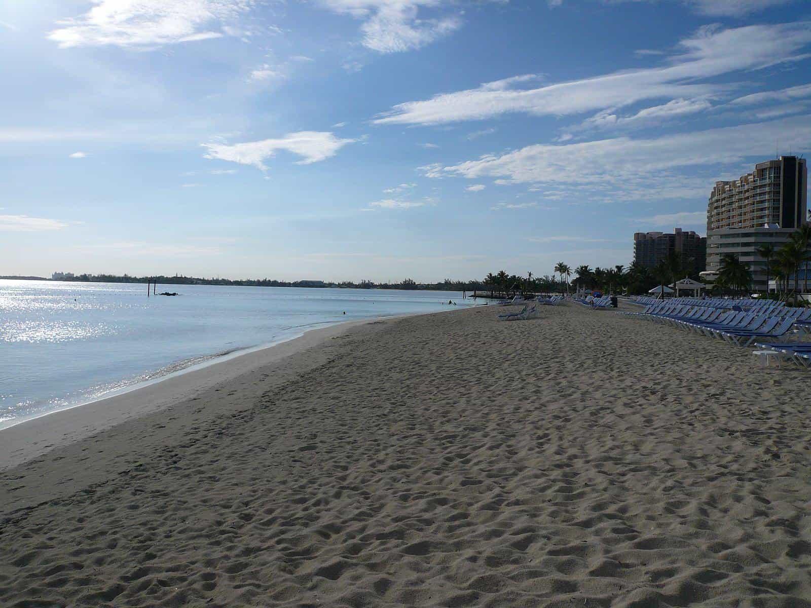 cable beach nassau bahamas flickr