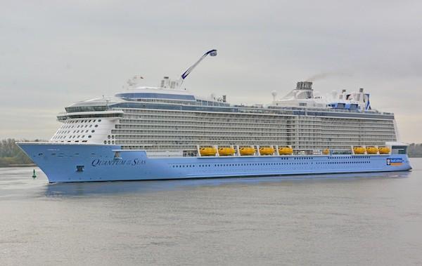 Episode: Quantum of the Seas 2014 + Cruise News