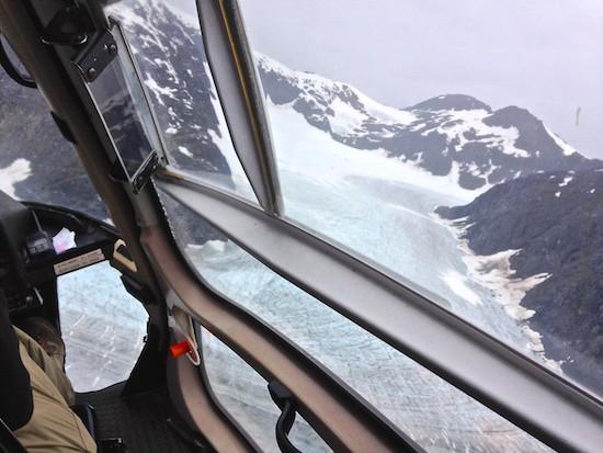 Mendenhall Glacier Trek in Juneau, Alaska.