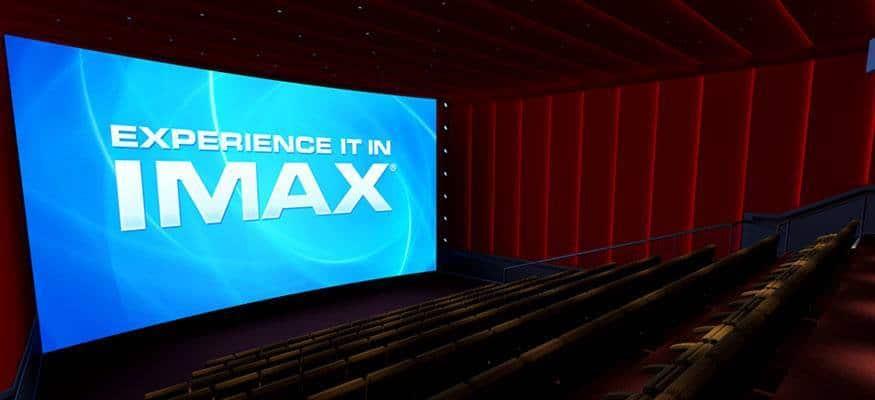 IMAX at sea.