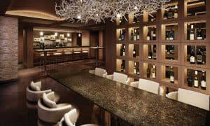 The Cellars wine bar by Mondavi.