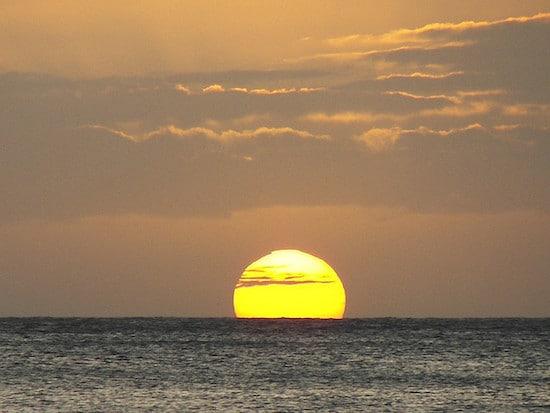 A Waikiki Sunset in Hawaii. Photo: Flickr
