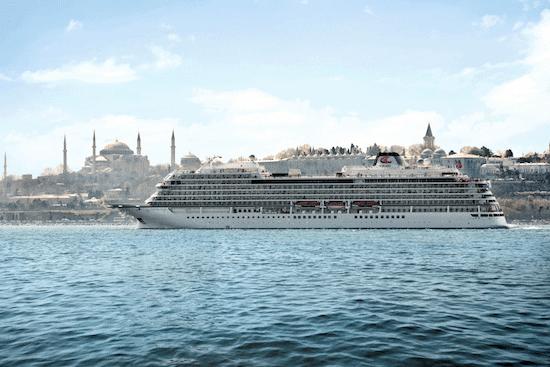 Viking Star in Istanbul.