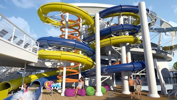 Harmony of the Seas Debuts Adventure Park
