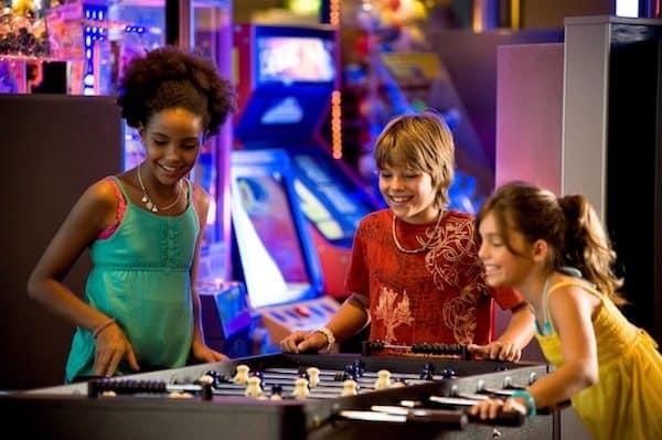 kids arcade fun