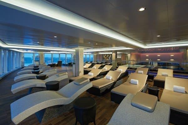 norwegian escape spa cruise ship
