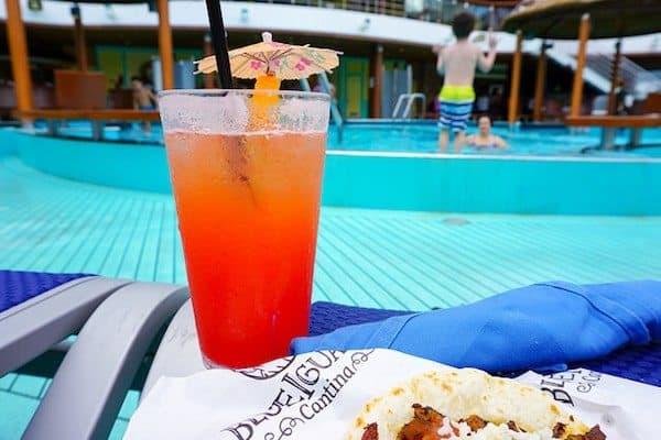 Carnival Upgrades CHEERS! Beverage Program