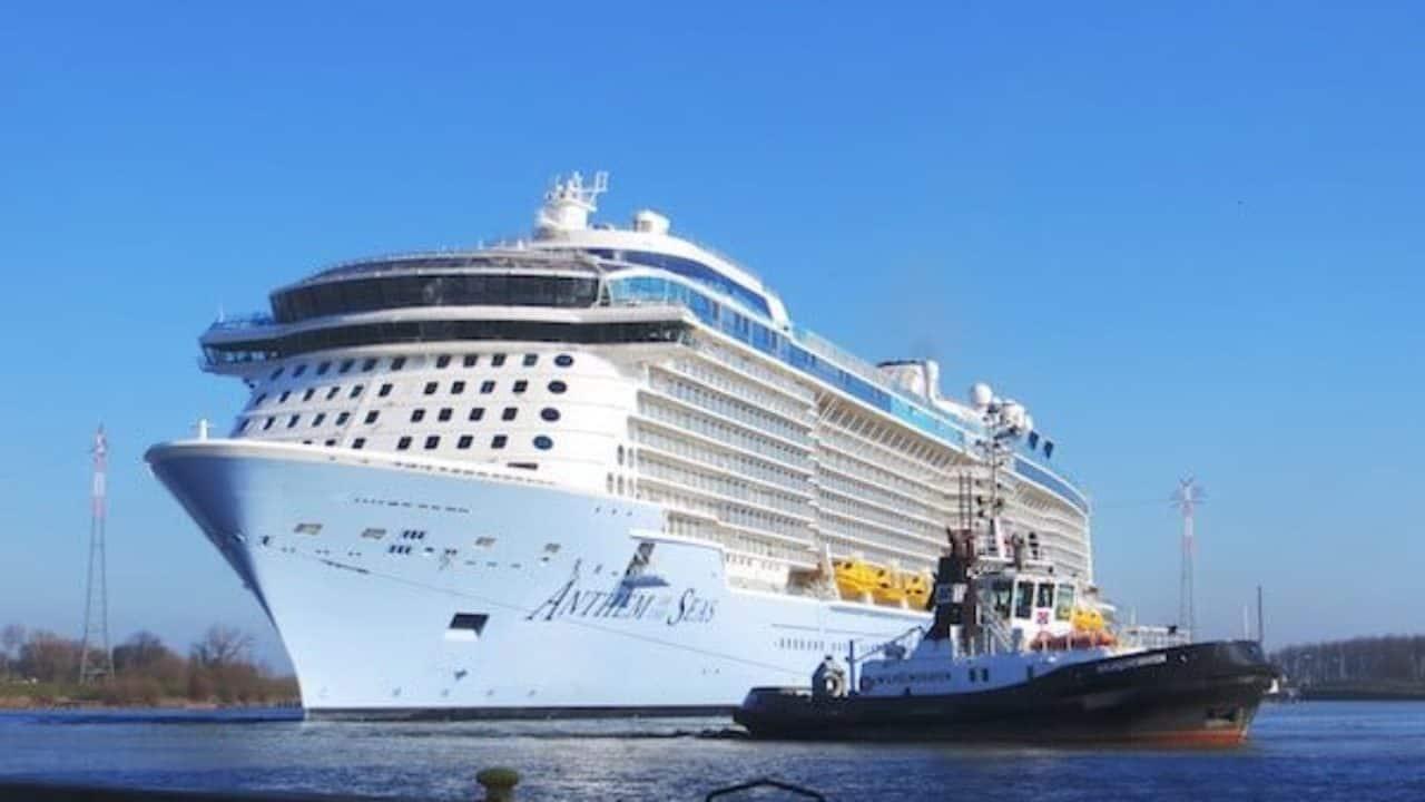 Anthem Of The Seas Passengers Tested For Coronavirus