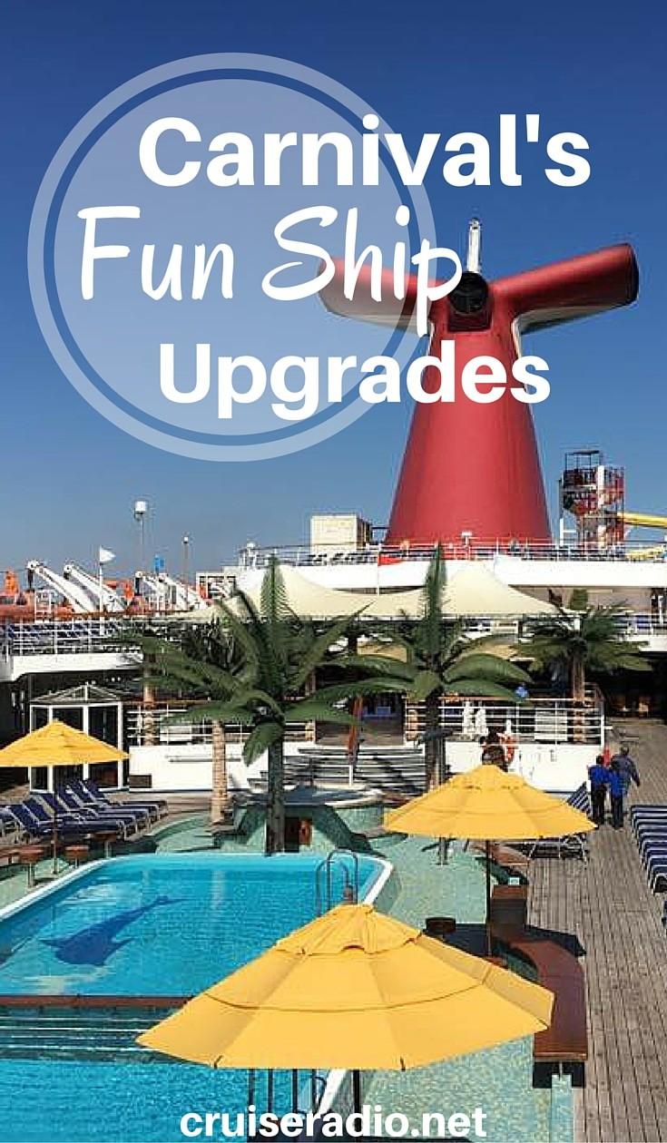 #carnival #funship #funship2 #drydock #refurb #renovations #cruising #cruiseship #vacation #travel #familytravel #getaway #schedule