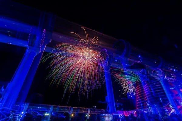 New Year's Eve aboard Disney Dream | photo: flickr/Rhinodad