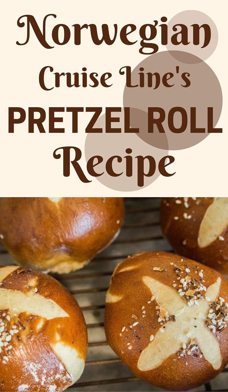 #norwegian #pretzels #pretzelroll #recipe #food #snack #diy #pretzelrolls #cruise #cruiseline #travel