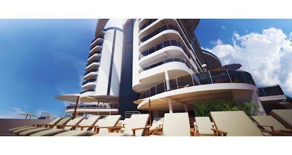 Condo-style staterooms - photos: MSC Cruises
