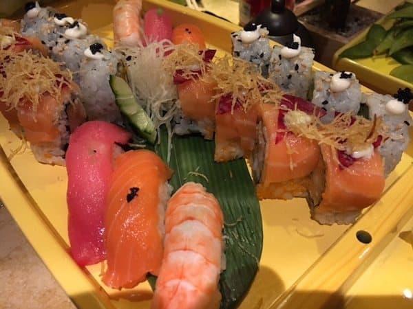 vista sushi