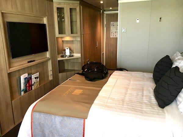 nice sized stateroom