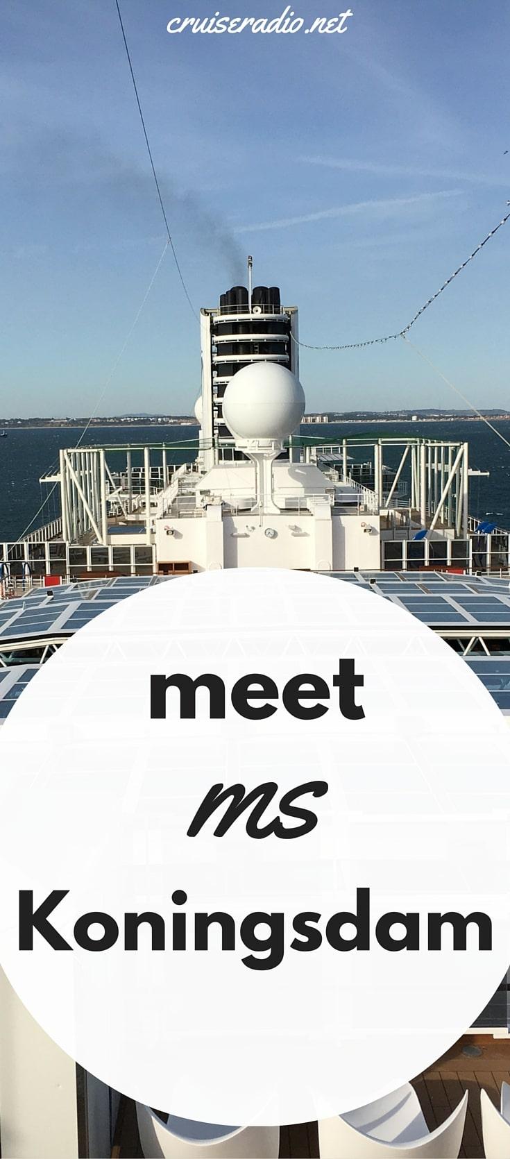 Koningsdam #hollandamerica #cruise #koningsdam #travel #vacation