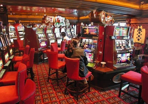 Cruise Ship Gambling
