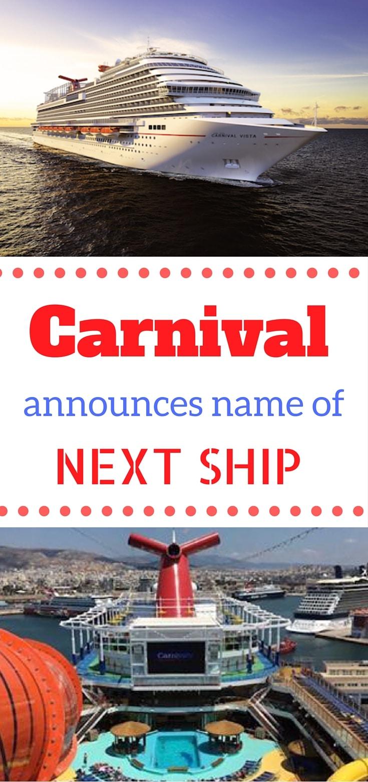 Carnival Horizon #carnival #carnivalhorizon #horizon #ship #cruise #travel