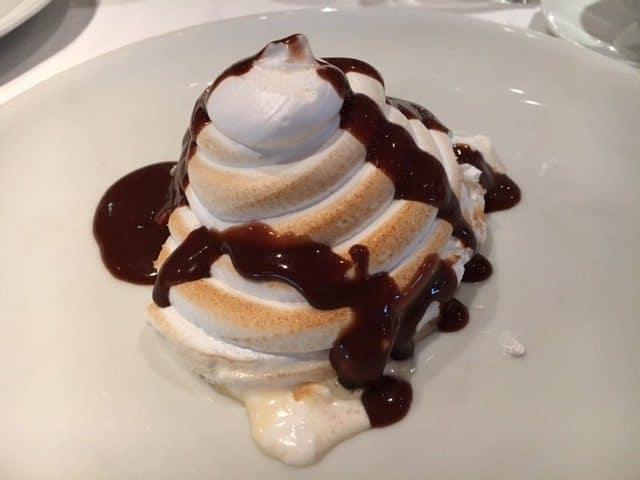 dessert baked alaska