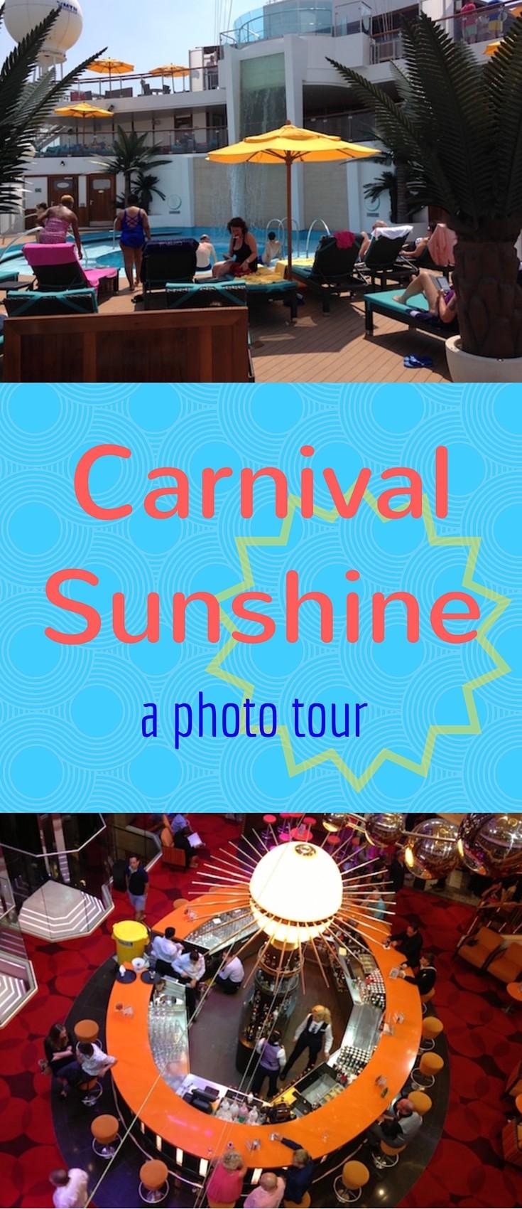 #carnival #sunshine #cruise #ship #photo