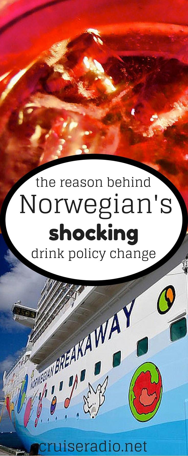 #norwegian #NCL #drinks #beverages #cruise #travel