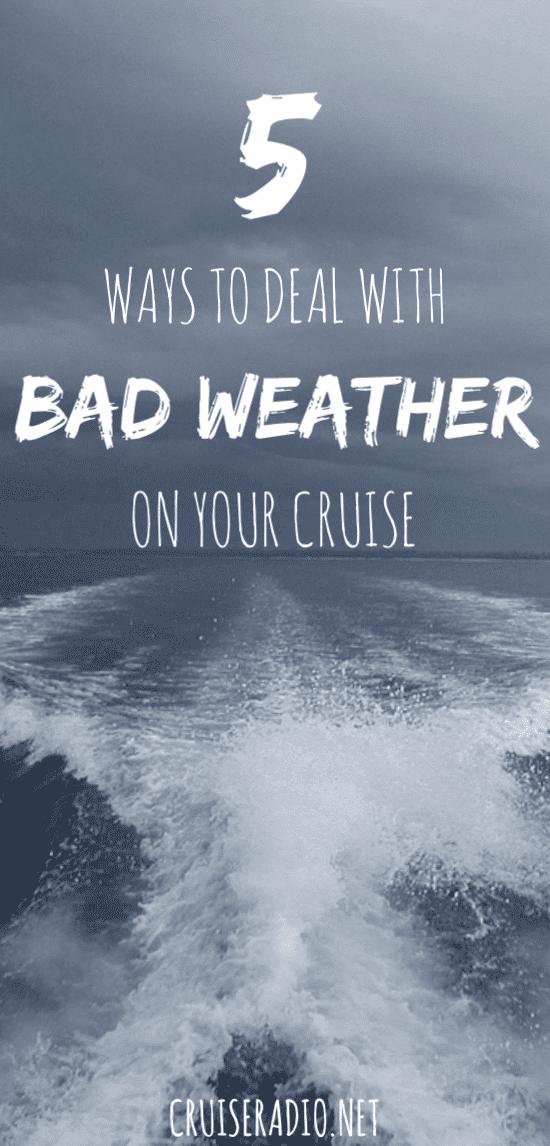#weather #cruise #vacation #cruising #cruisetips #traveltips #ship