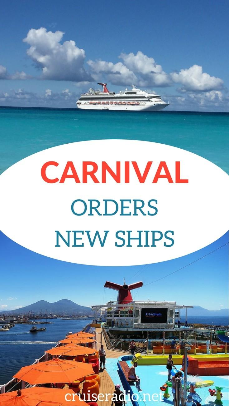 #carnival #cruise #travel #vacation #cruisenews