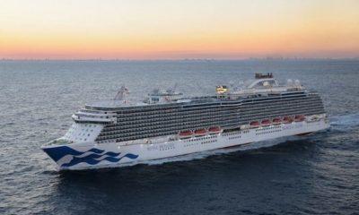 Royal Princess Debuts New Hull Design