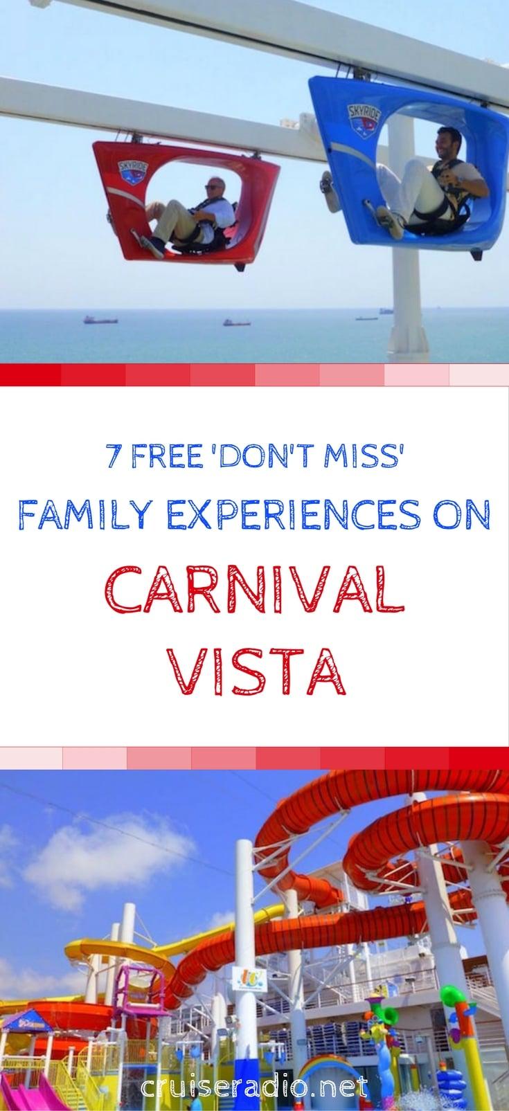 #carnival #carnivalvista #ship #cruise #cruising #familytravel #travel