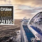 Princess Cruises Honored With Four Awards