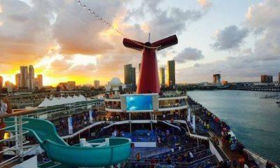 Carnival Victory port Miami