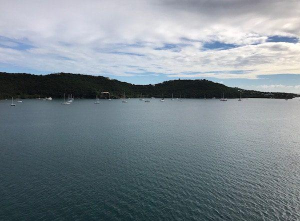Jewel of the Seas Live Blog – Day 2: St. Thomas