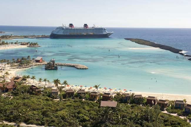 castaway cay bahamas disney cruise