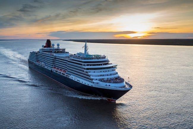 Queen Victoria Sails the Amazon River