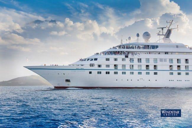 windstar cruises star legend ship