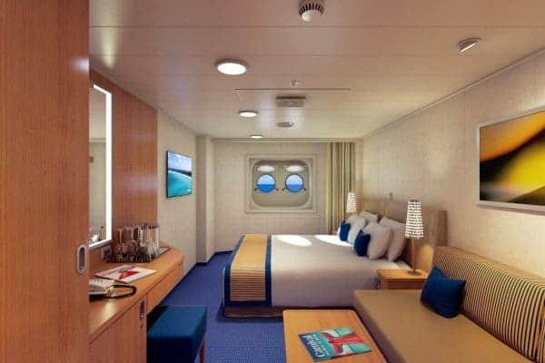 7 Carnival Cruise Room Photos