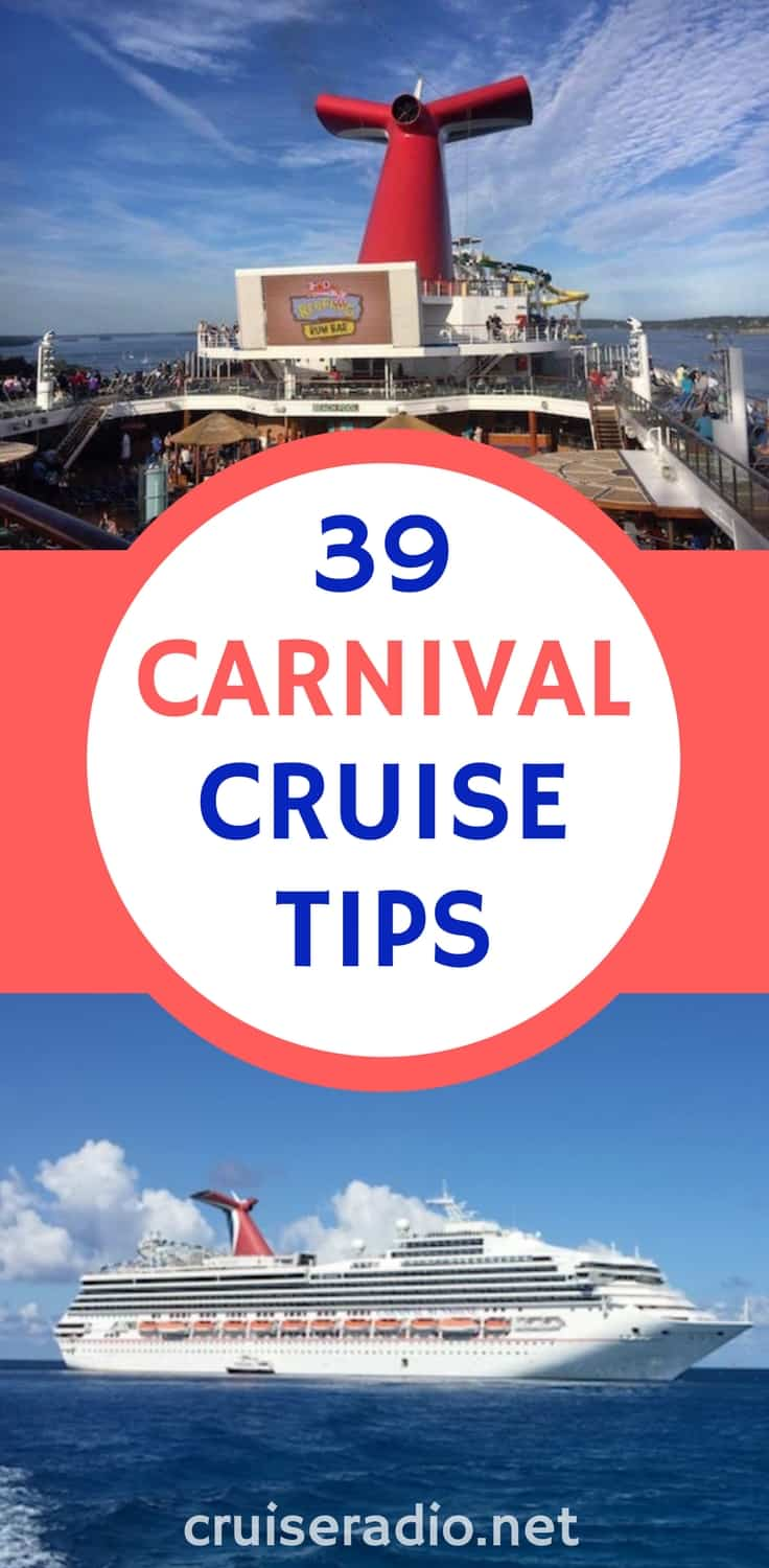 Cruise Ship Engine Control Room: 39 Carnival Cruise Tips