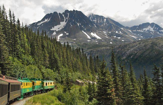 white pass railway skagway alaska