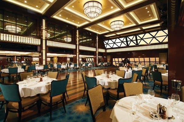 Norwegian Cruise Line Dining Options