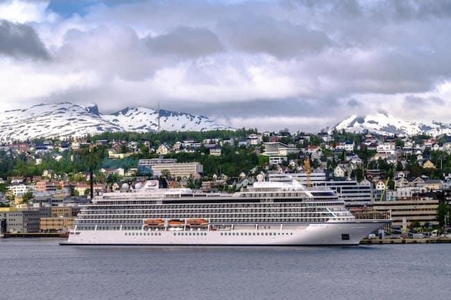 Viking Cruises Christens Newest Ocean Ship