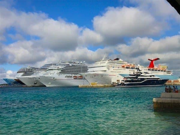 cruise lawsuit