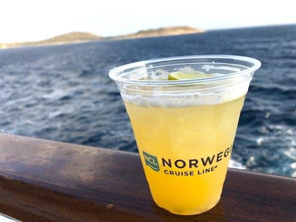 Norwegian drink package