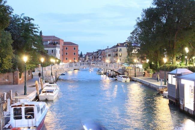Photos: Nighttime in Venice, Italy